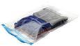 Vakuumbeutel Aero 2-teilig, 50x70cm - Blau/Klar, KONVENTIONELL, Kunststoff (50/70cm) - Mömax modern living