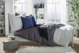 Posteljnina Brigitte - bela, Konvencionalno, tekstil - Mömax modern living