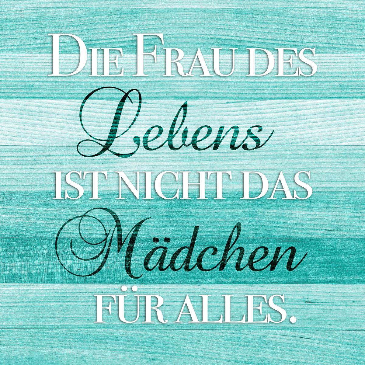 Glasbild Frau Des Lebens, ca. 30x30x2cm - Multicolor, ROMANTIK / LANDHAUS, Glas (30/30/2cm)