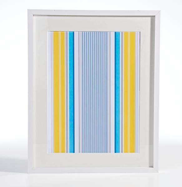Okvir Za Slike Gitta - bela, Moderno, steklo/les (40/50cm) - MÖMAX modern living