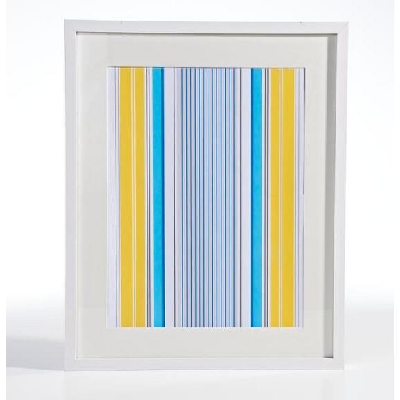 Okvir Za Slike Gitta - bela, Moderno, steklo/leseni material (40/50cm) - Mömax modern living