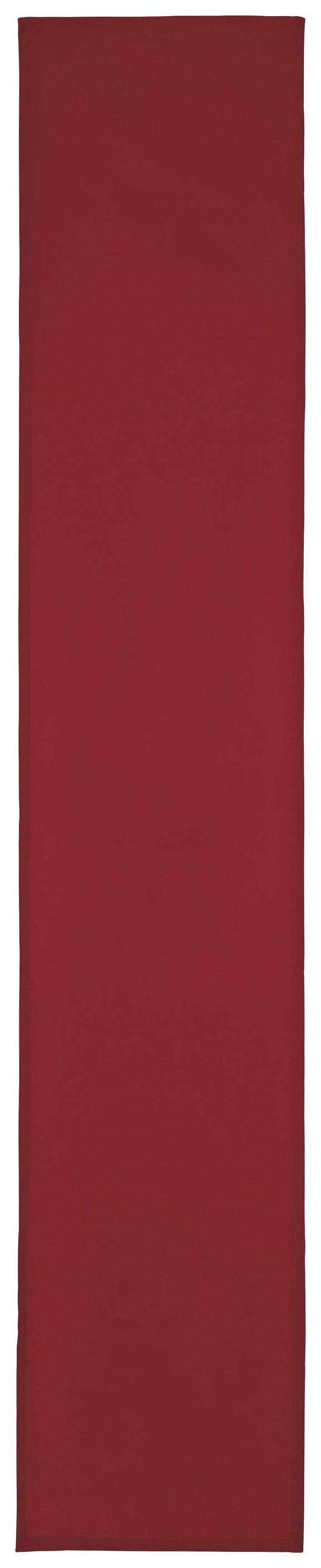 Asztali Futó Steffi Extra Méret - piros, textil (45/240cm) - MÖMAX modern living