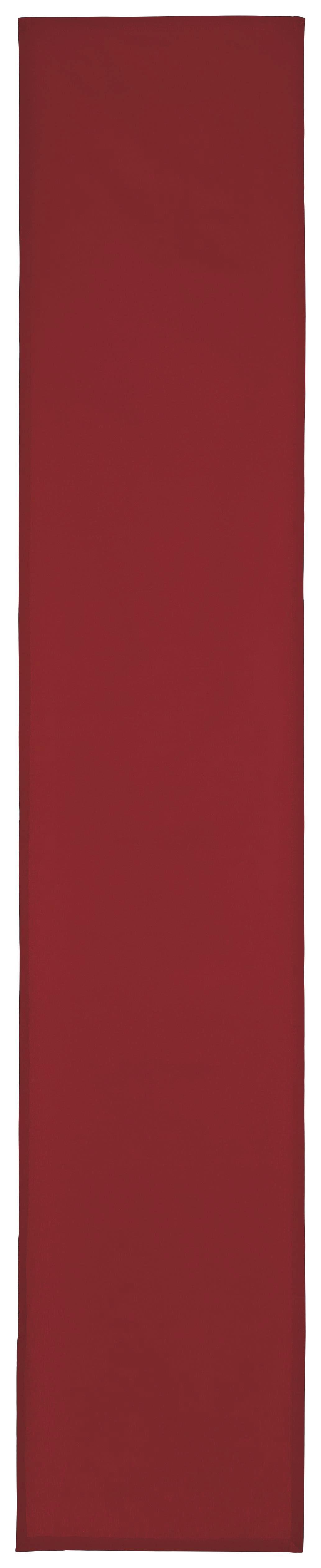 Nadprt Steffi Überlänge - rdeča, tekstil (45/240cm) - MÖMAX modern living