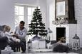 Bilderrahmen Provence, ca. 50x70cm - Weiß, ROMANTIK / LANDHAUS, Glas/Holz (50/70cm) - Mömax modern living