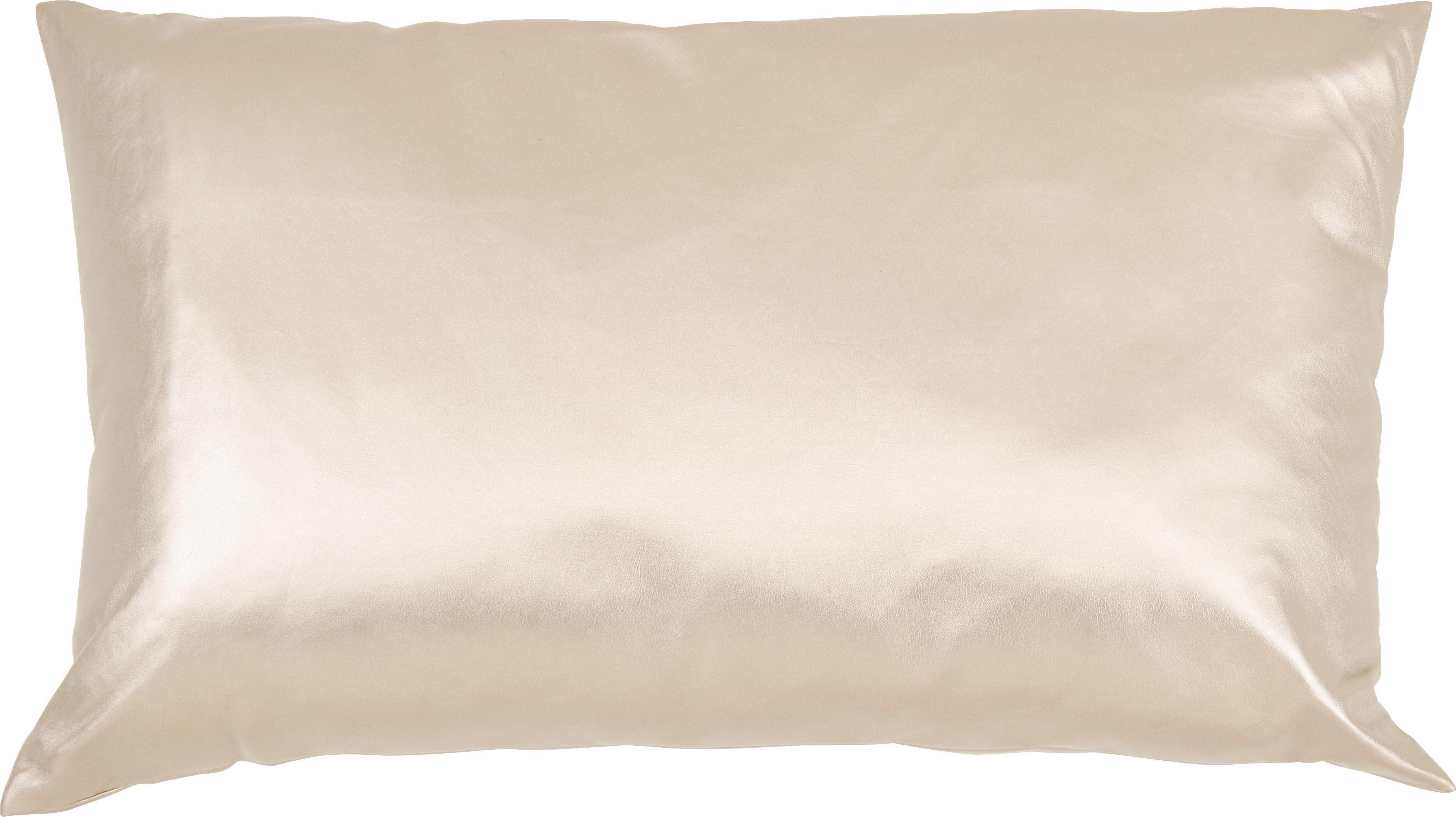 Díszpárna Dubai - arany színű, textil (50/30cm) - MÖMAX modern living