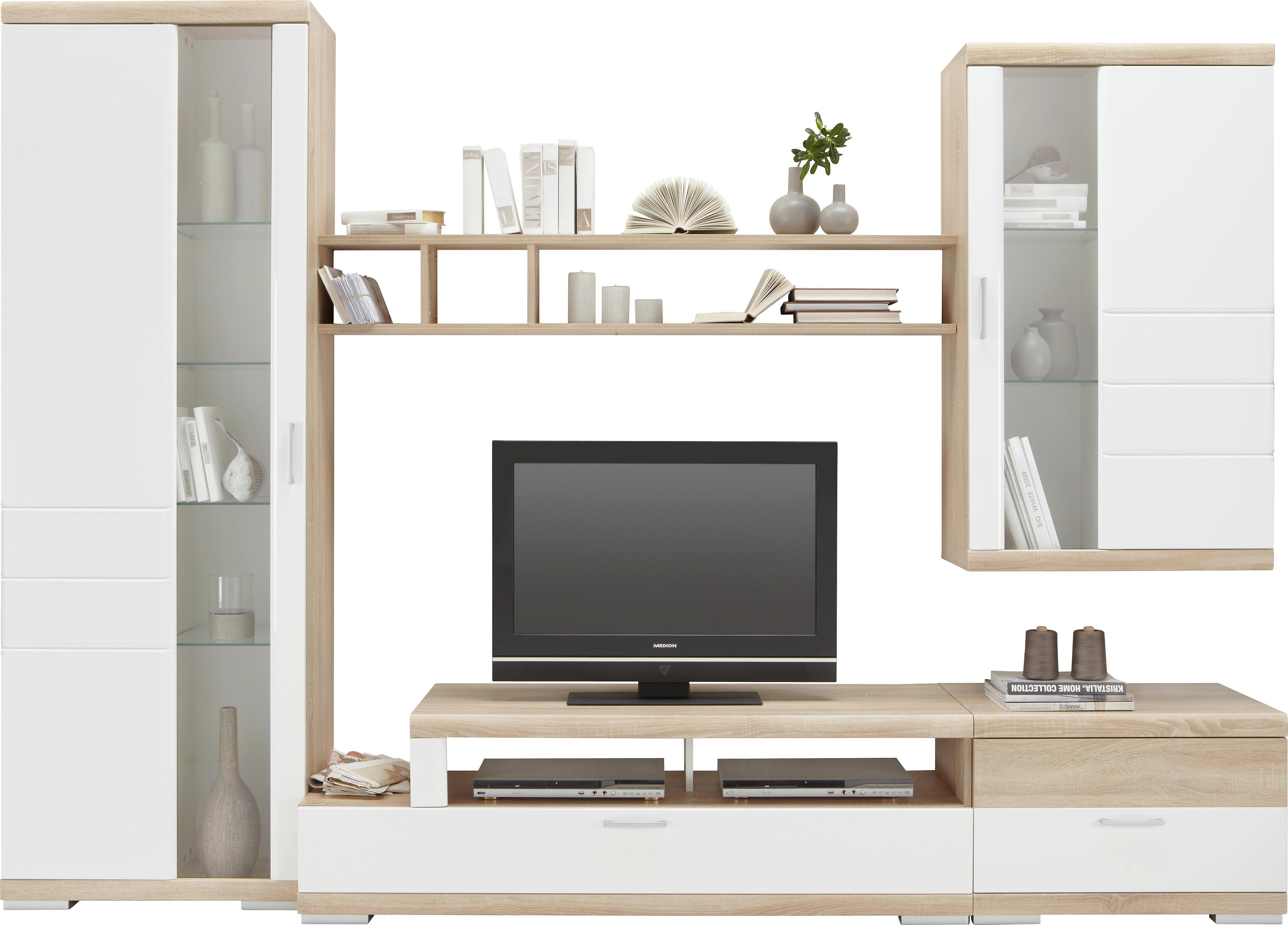 wohnwand online kaufen simple hochglanz wohnwand online kaufen otto moderne wohnwand cologne. Black Bedroom Furniture Sets. Home Design Ideas