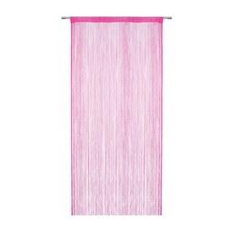 Fadenstore Franz Pink - Pink, Textil (90/245cm) - Mömax modern living
