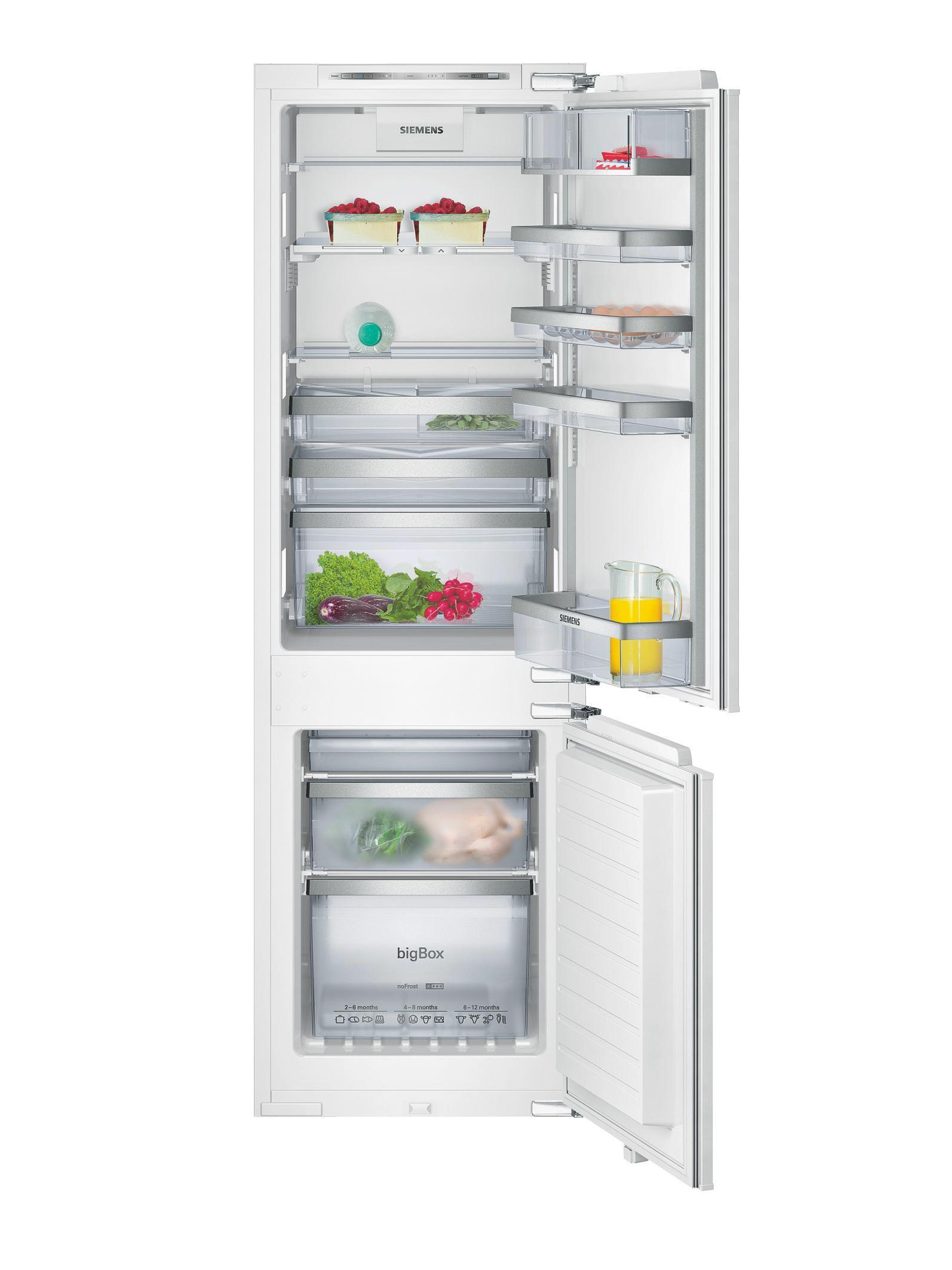 Kühl-Gefrier-Kombination Siemens Ki34np60, EEZ A++ - Weiß, MODERN (55,6/177,2/54,5cm) - SIEMENS