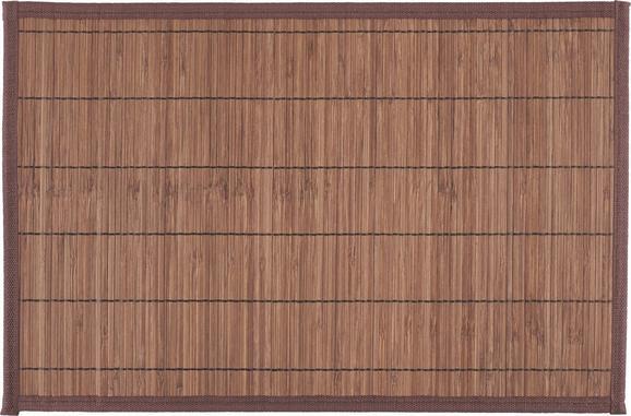 Tischset Asia in Naturfaser - Terra cotta, LIFESTYLE, Textil (30/45cm) - MÖMAX modern living