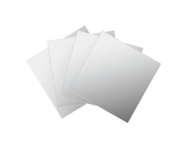 Spiegelfliesenset Tail Silberfarben - Silberfarben, Glas (30/30cm) - Mömax modern living