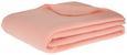 Fleecedecke Trendix in Orange - Rosa, Textil (130/180cm) - MÖMAX modern living