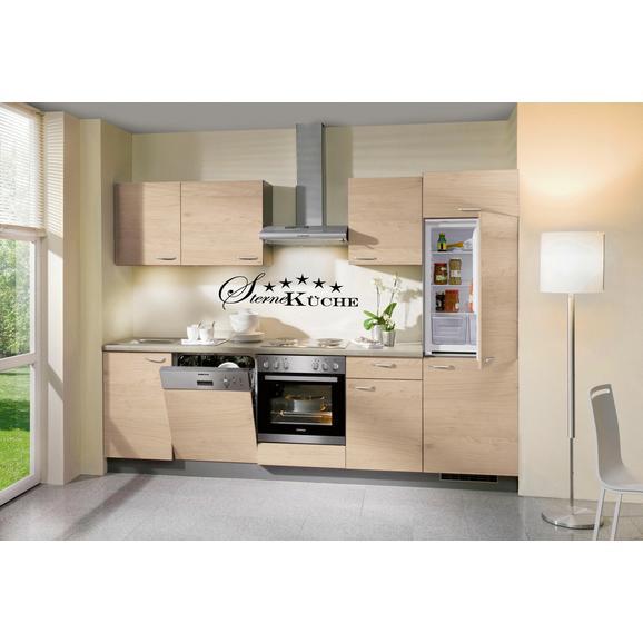 Kuhinjski Blok Plan - hrast/peščena, Moderno, umetna masa (280cm)