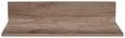 Falipolc Kashmir - Barna, modern, Fa (70/20/20cm) - James Wood