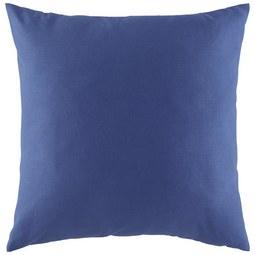 Zierkissen Zippmex in Blau ca.50x50cm - Blau, Textil (50/50cm) - Based