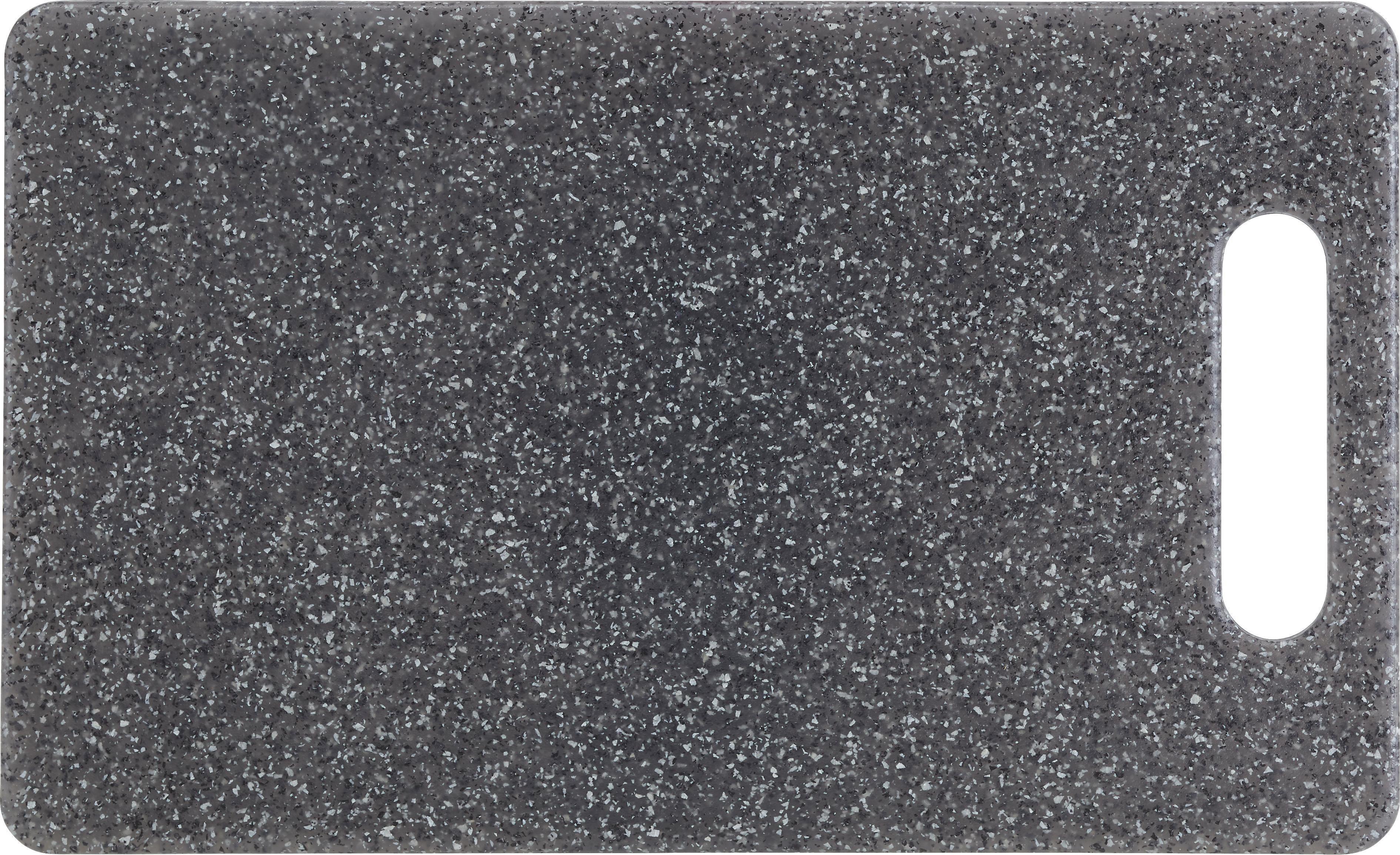 Vágódeszka Stone - szürke, műanyag (24,8/15,1/0,8cm) - MÖMAX modern living