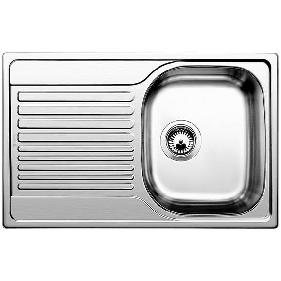 Spüle Blanco 514104 - Edelstahlfarben, Metall (78/50cm) - Blanco