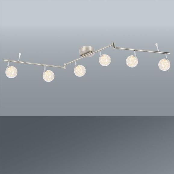 Led-reflektor Kiko - Moderno, kovina/steklo (145/12/23cm) - Premium Living