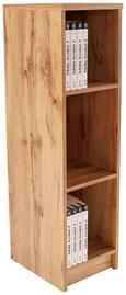 Regal 4-you New - črna/hrast, Moderno, umetna masa/leseni material (30/111,5/34,6cm) - Mömax modern living