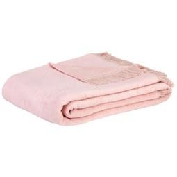 WOHNDECKE El Sol in Rosa - Rosa, Textil (150/200cm) - Mömax modern living