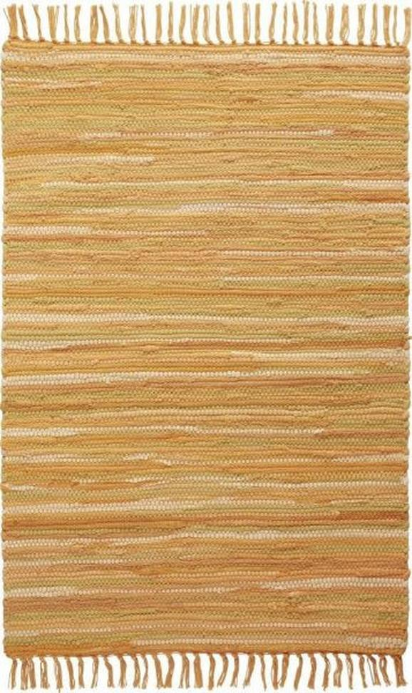 Fleckerlteppich Tonal - Orange, LIFESTYLE, Textil (70/200cm) - Mömax modern living