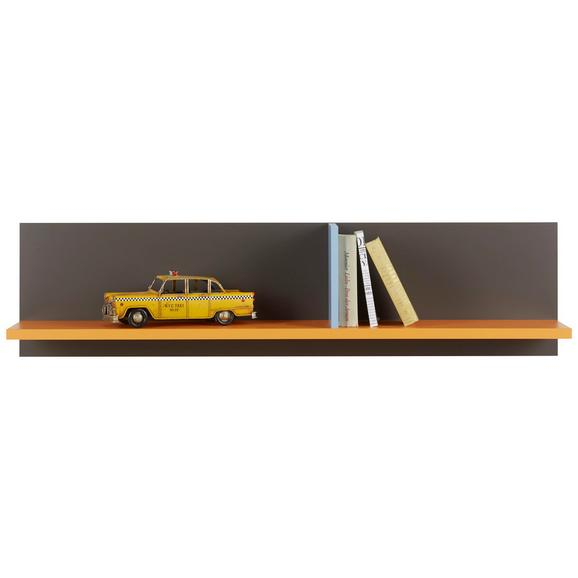wandboard in blau grau orange online kaufen m max. Black Bedroom Furniture Sets. Home Design Ideas
