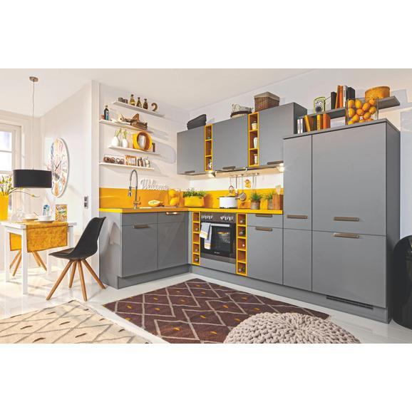 eckk che laser grau gelb online kaufen m max. Black Bedroom Furniture Sets. Home Design Ideas
