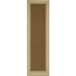 Flachwebeteppich Naomi in Beige ca. 80x300cm - Beige, KONVENTIONELL, Textil (80/300cm) - Mömax modern living