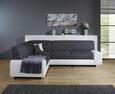 Sedežna Garnitura Miami - aluminij/siva, Moderno, umetna masa/tekstil (210/260cm) - Mömax modern living
