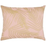 Okrasna Blazina Laguna - roza/zlata, tekstil (40/50cm) - Mömax modern living