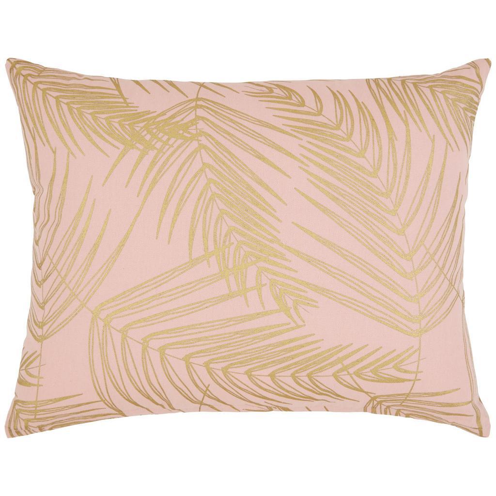 Zierkissen Laguna Pink/gold 40x50cm