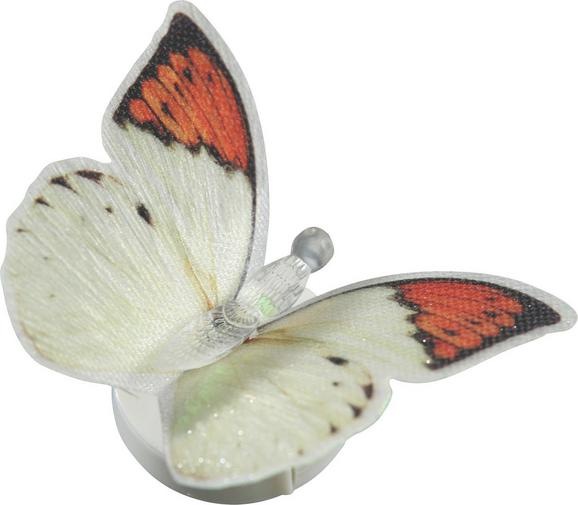 LED-Dekoleuchte Ceara, max. 0,06 Watt - Weiß, Kunststoff (7cm) - Mömax modern living