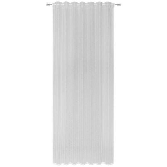 Fertigvorhang Elena Weiß 140x255cm - Weiß, Textil (140/255cm) - Mömax modern living
