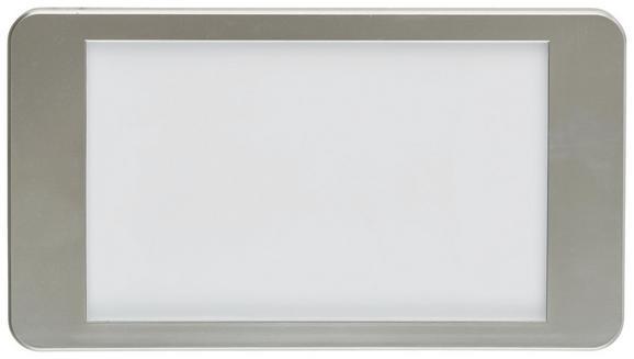 Aufbauleuchte 103373269 - Nickelfarben, Kunststoff (10,7/1,1/18,7cm)
