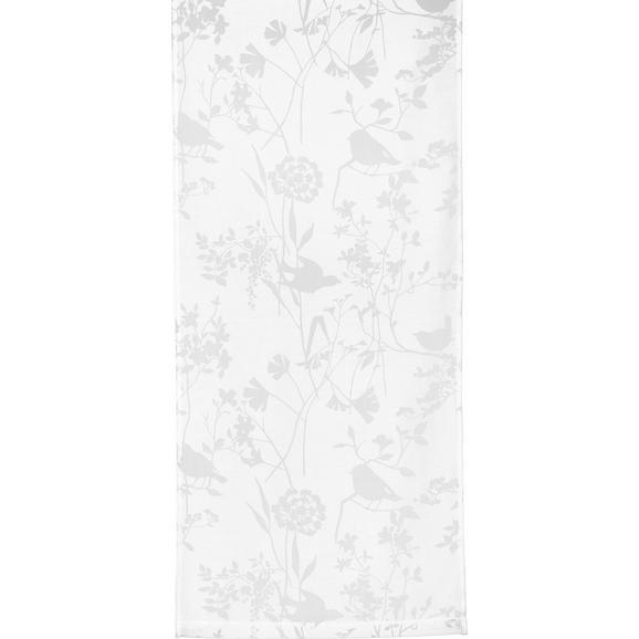 Lapfüggöny Blume/vögel - Natúr, romantikus/Landhaus, Textil (55/245cm) - Mömax modern living