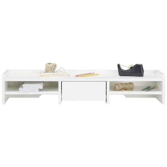 Schreibtischaufsatz Weiß Online Kaufen Mömax