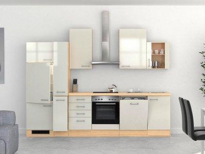 Küchenblock mit 5 teiligem Geräteset
