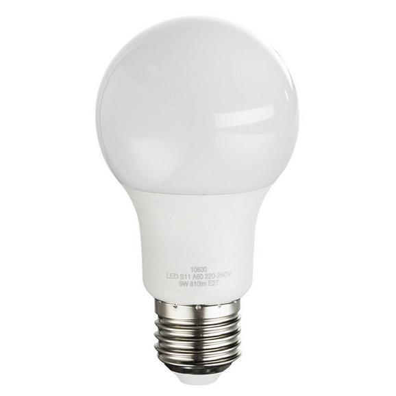 Led-žarnica 10600 - kovina/umetna masa (6/11cm)