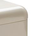 Echtwerk Brotbox Retro mit Sichtfenster - Creme, MODERN, Metall (42,5/23,8/17cm) - Echtwerk