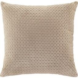 Kissen Miley 45x45cm - Beige, MODERN, Textil (45/45cm) - Modern Living