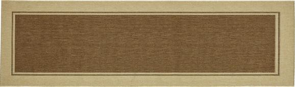 Ravno Tkana Preproga Naomi 2 - bež, Konvencionalno, tekstil (80/300cm) - Mömax modern living