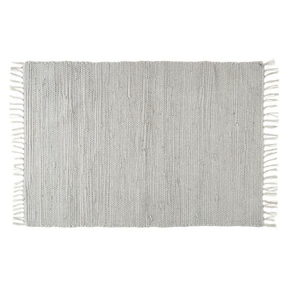 Fleckerlteppich Julia Grau, ca. 70x230cm - Grau, ROMANTIK / LANDHAUS, Textil (70/230cm) - Mömax modern living