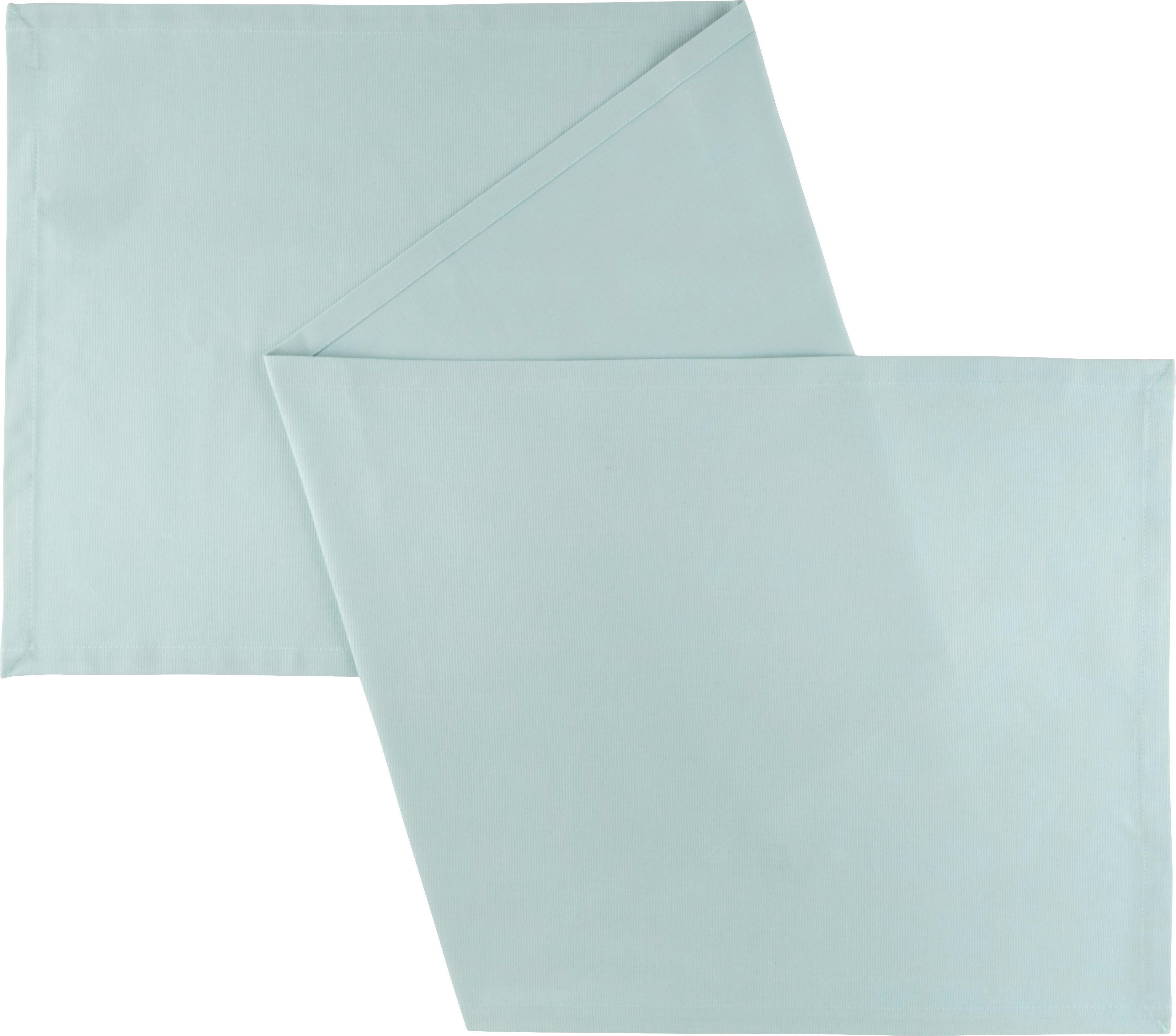 Tischläufer Steffi in Mintgrün - Mintgrün, Textil (45/240cm) - MÖMAX modern living