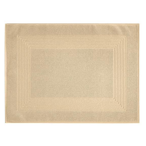 Fürdőszobaszőnyeg Vossen New Generation - Világosbarna, Textil (50/70cm)
