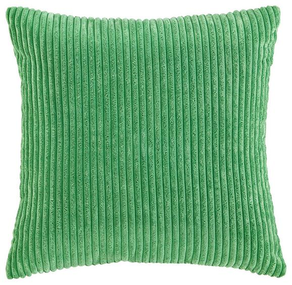 Zierkissen Layla 45x45cm - Grün, MODERN, Textil (45/45cm) - MÖMAX modern living