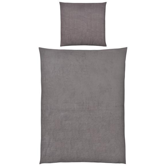 bettw sche wende grau 135x200cm online kaufen m max. Black Bedroom Furniture Sets. Home Design Ideas