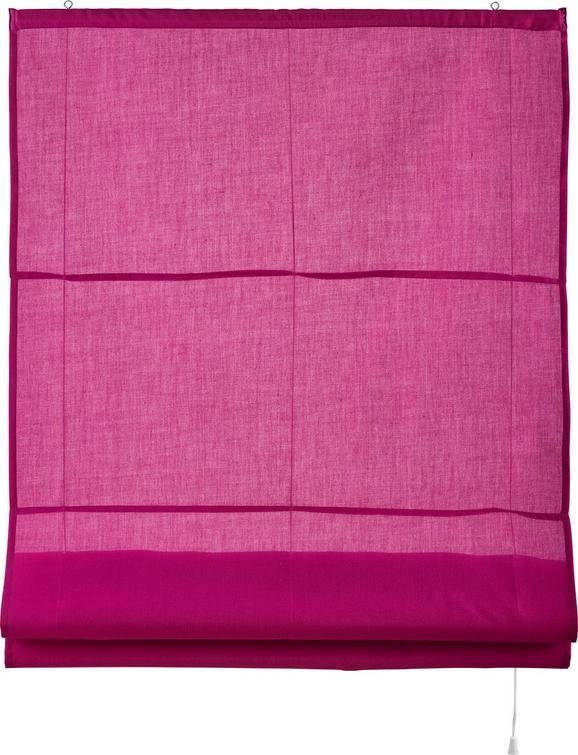 Roló Finn - Pink, Textil (100/170cm) - Mömax modern living