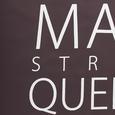 Ágyneműhuzat Main Street - Antracit, konvencionális, Textil (140/200cm) - Mömax modern living