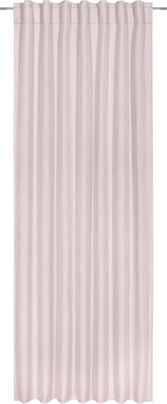 Fertigvorhang Jakob in Rosa, ca. 140x245cm - Rosa, Textil (140/245cm) - MÖMAX modern living