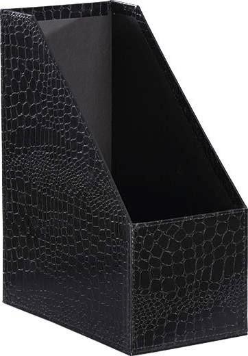 Stojalo Za Revije Magnolia - črna, Trendi, karton (29/12,8/23,5cm) - MÖMAX modern living