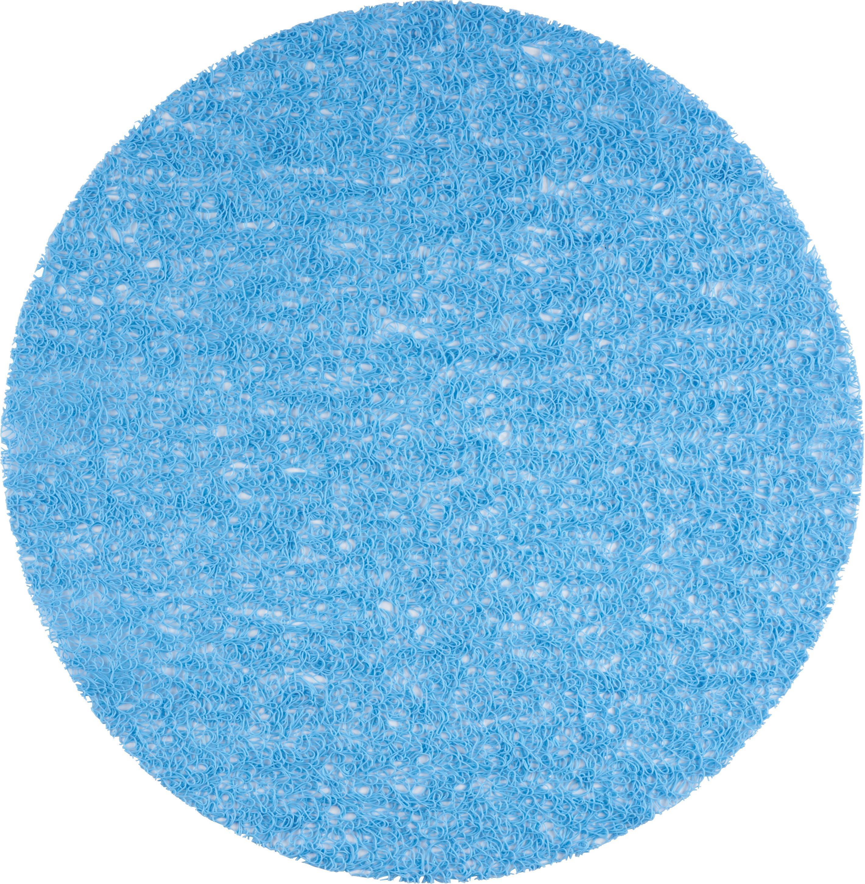 Pogrinjek Win -top- - modra/temno siva, Moderno, umetna masa (38cm)